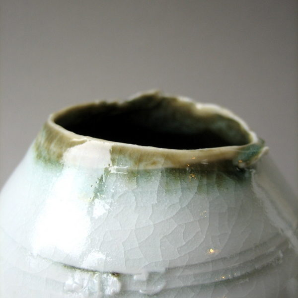 Elaine Bolt, 'Dwelling' vessel detail