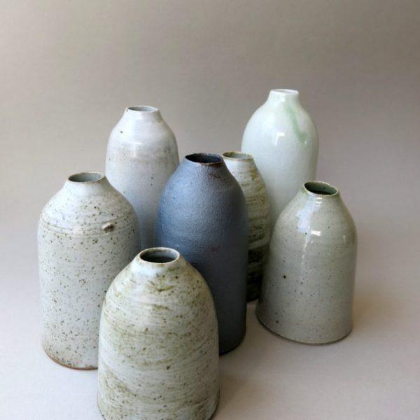 Elaine Bolt bottle vessels