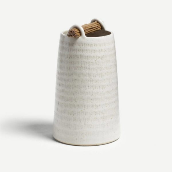 Weft Vessel by Elaine Bolt