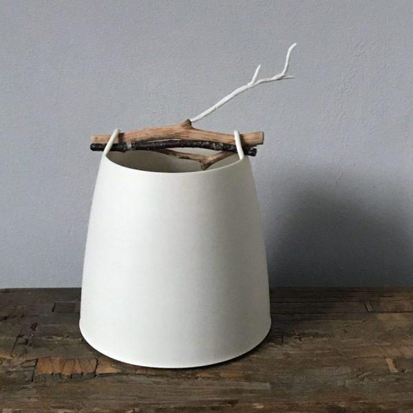 Elaine Bolt Woodland Chalk vessel Twig 2