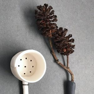 Elaine Bolt Woodland Utensils (Speckled Flower)