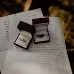 Wedding rings & vows