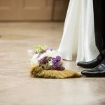 Jumping the Broom Ceremony