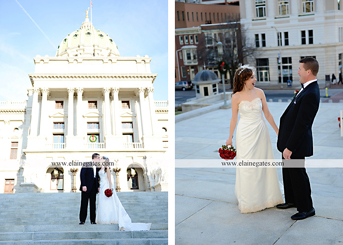 Capitol Rotunda Wedding Photographer Harrisburg Red Sir D