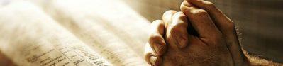 "When God says ""PRAY!""……just PRAY!"