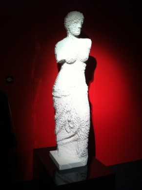 Venus de Milo, thought to be the work of Alexandros of Antioch