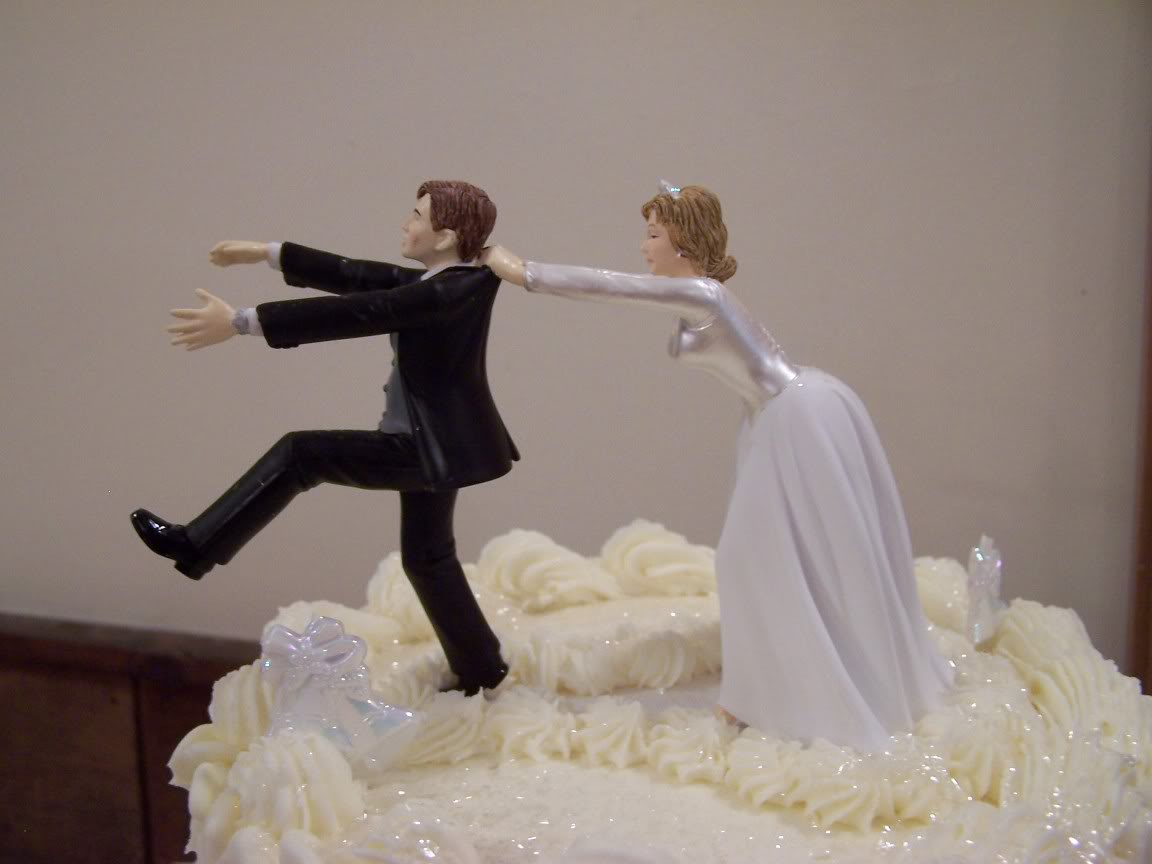 funny wedding cake topper remarkable and no running again funny     funny wedding cake topper remarkable and no running again funny wedding cake  toppers rwdreview com