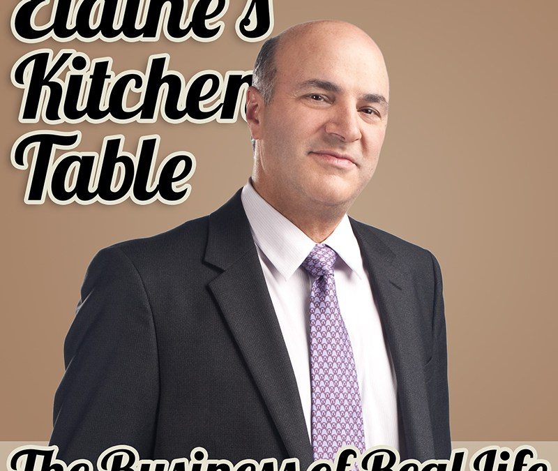 046 – Kevin O'Leary On Family, Kids and Money, and His Personal Life