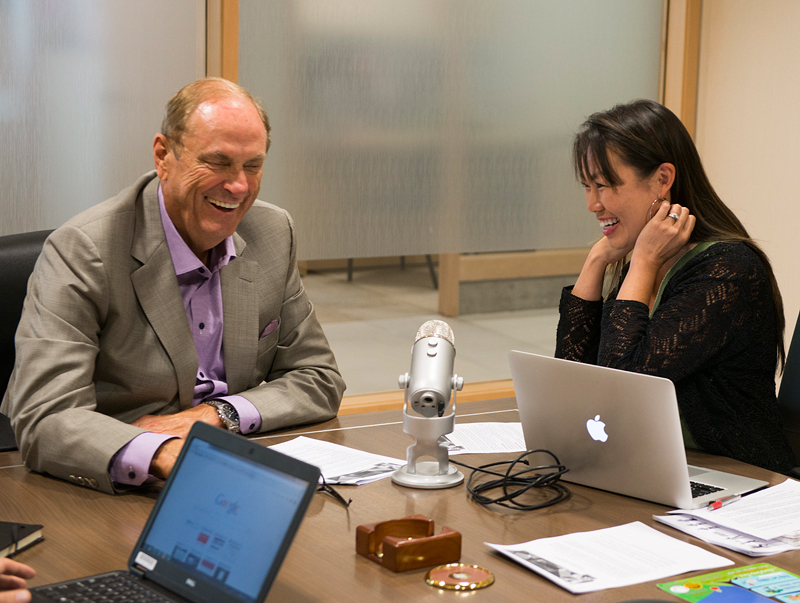 Podcast interview with Jim Treliving of Boston Pizza and Dragons' Den Fame