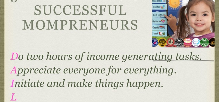 Episode 053 – Elaine's 5 D.A.I.L.Y. Habits of Successful Entrepreneurs