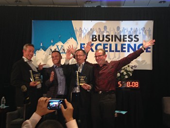business excellence kevin harrington