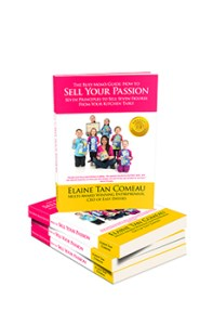 Sell Your Passion - Author Elaine Tan Comeau