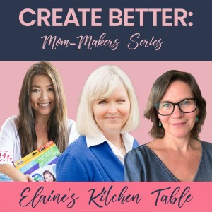 Mom Makers Inventors Lori Turk Christine Kizik Elaine Tan Comeau
