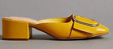 yellow mule