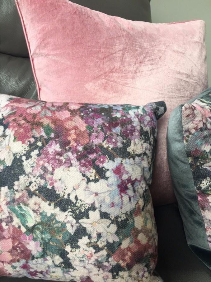cushions laura ahsley