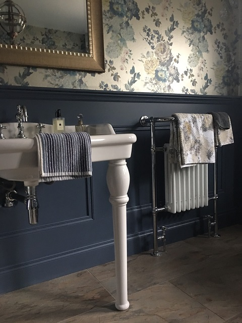 Bathroom Interiors and Styling