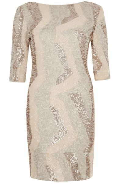 river island sequin dress