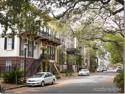 The squares of Savannah GA (3/6)