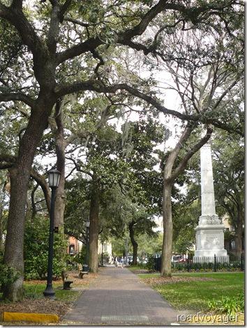The squares of Savannah GA (2/6)