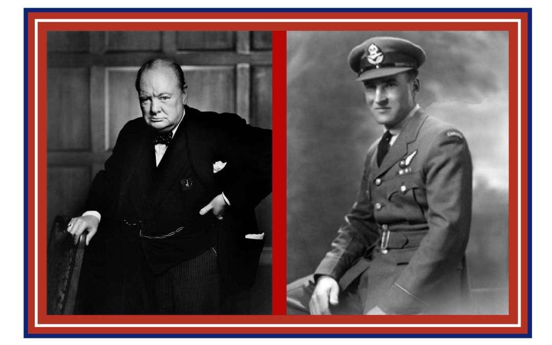The Day Winston Churchill Met His Namesake