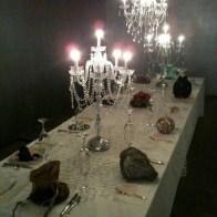 First Supper Installation View