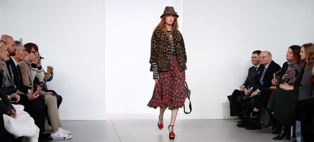 Top 10 colecții de toamnă 2018 New York Fashion Week 1