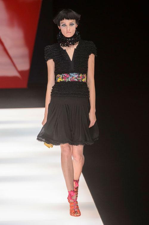 Colecția lui Giorgio Armani prezentată la Paris Fashion Week 2018 4