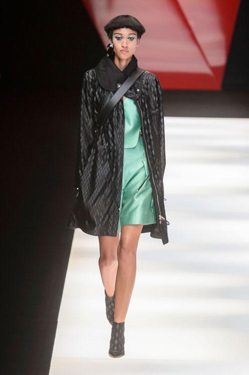 Colecția lui Giorgio Armani prezentată la Paris Fashion Week 2018 8