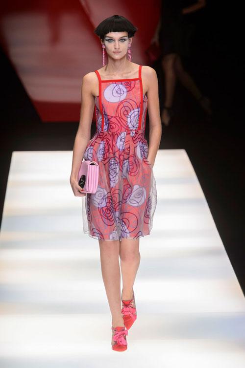 Colecția lui Giorgio Armani prezentată la Paris Fashion Week 2018 15