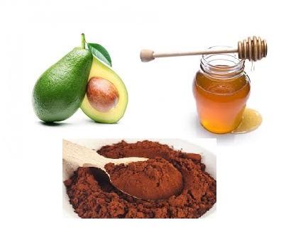 reteta cu cacao avocado si miere