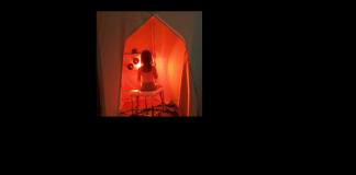 saună cu infraroșii