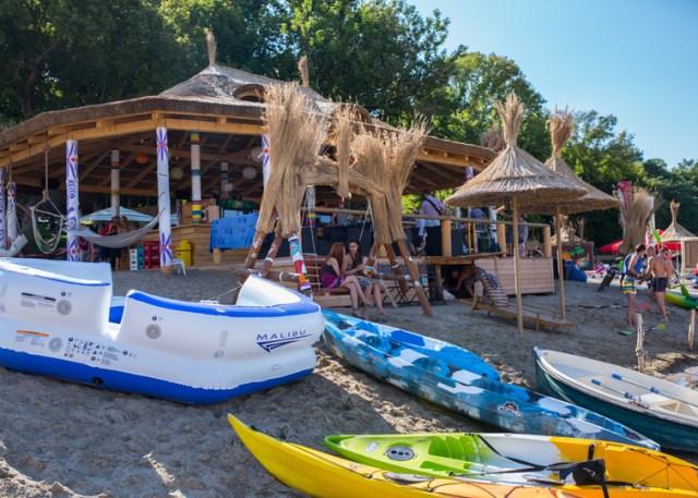 """Tiki Village - """"Veneţia"""" României 4"""