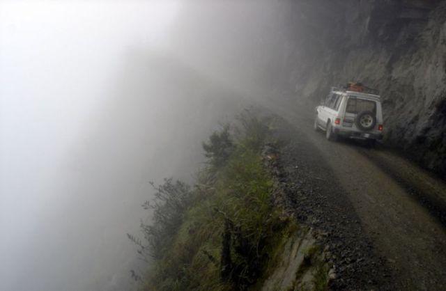 Cele mai periculoase 16 drumuri din lume