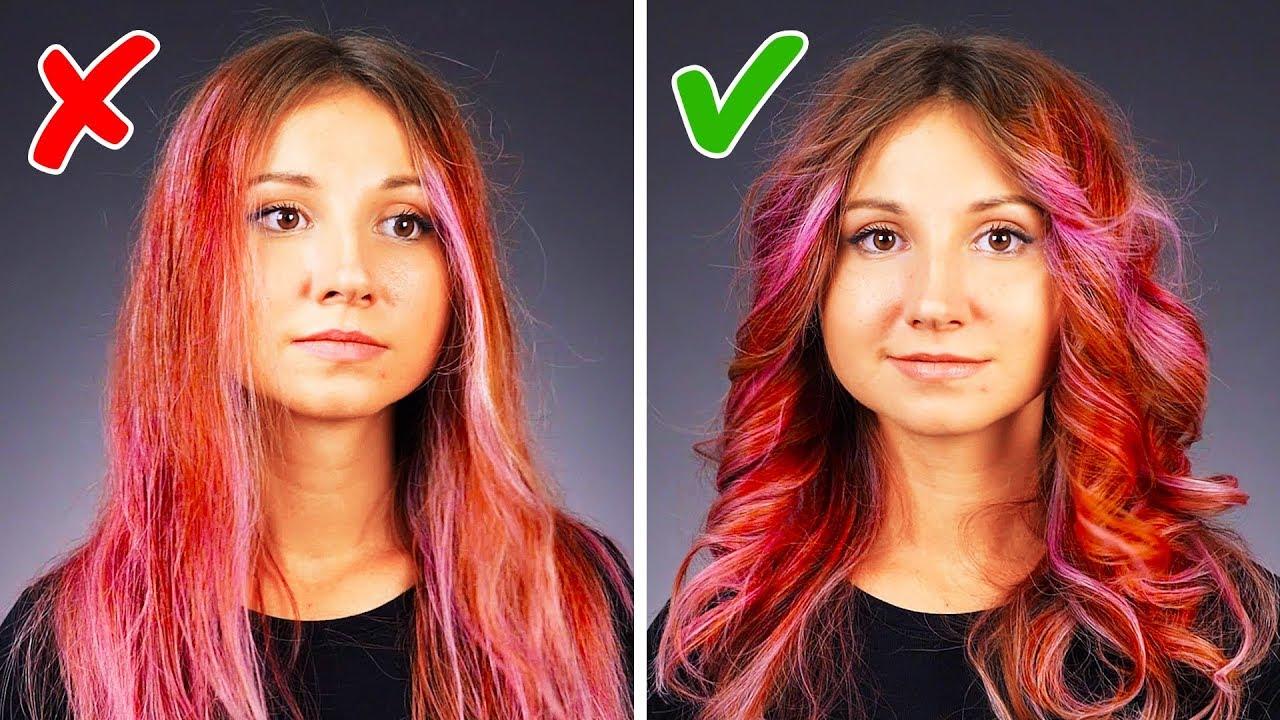 25 Trucuri pe care le poți folosi pentru a-ți aranja părul 2
