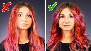 25 Trucuri pentru a-ți aranja părul