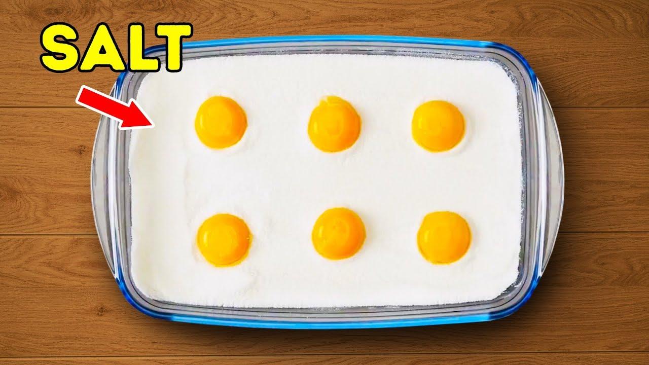 25 Metode de a găti ouăle 4