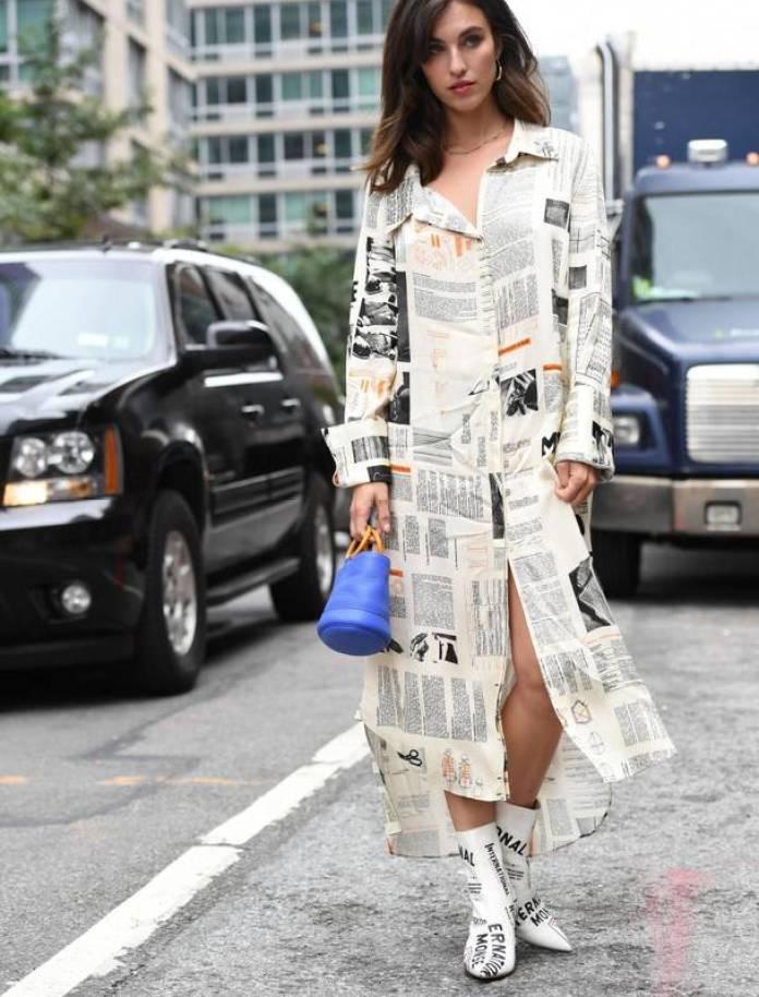 Săptămâna Modei la New York 2018-stilul pe stradă în Manhatan 3