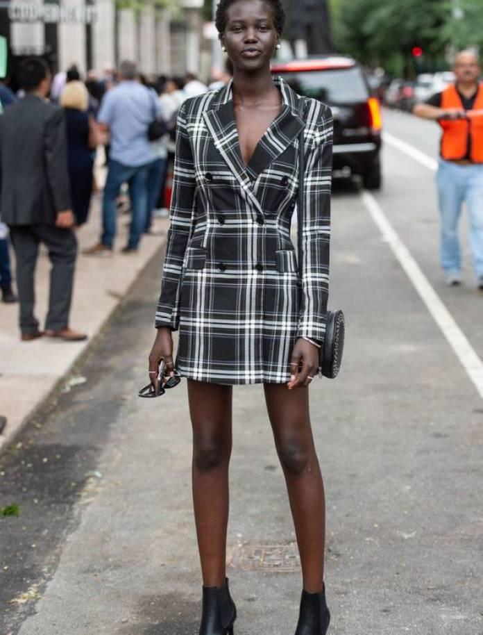 Săptămâna Modei la New York 2018-stilul pe stradă în Manhatan 15