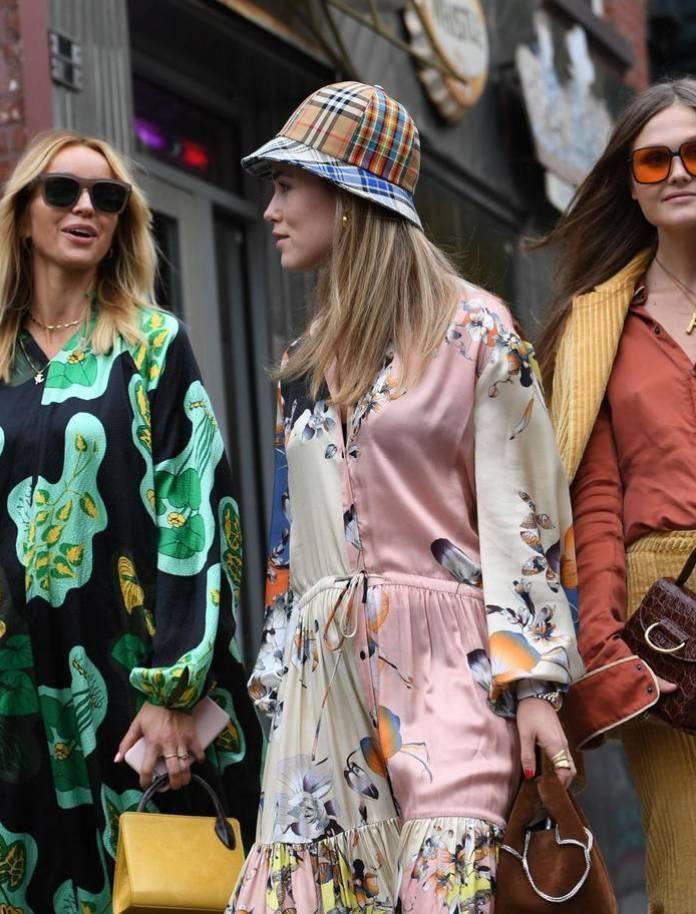 Săptămâna Modei la New York 2018-stilul pe stradă în Manhatan 5