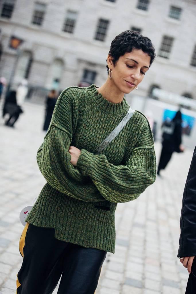 Săptămâna Modei la Londra -Stilul stradal septembrie 2018 3