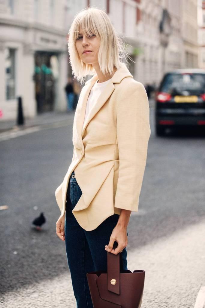 Săptămâna Modei la Londra -Stilul stradal septembrie 2018 9