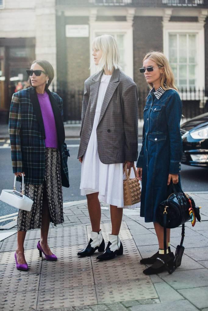 Săptămâna Modei la Londra -Stilul stradal septembrie 2018 10