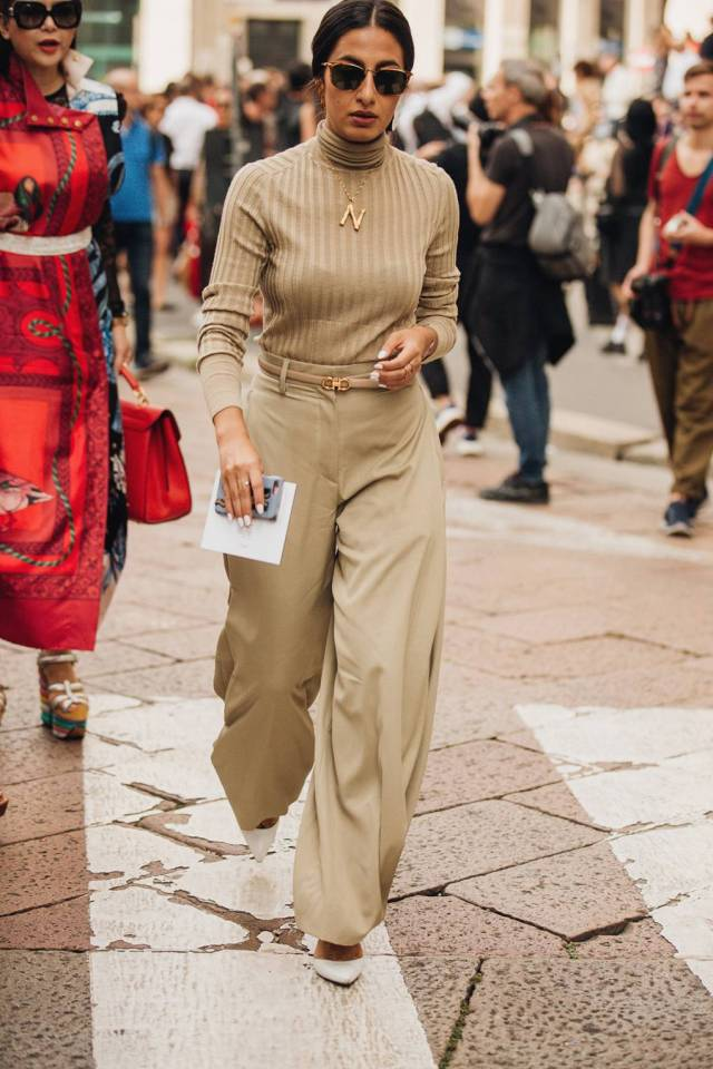 Săptămâna Modei la Milano-Stilul stradal septembrie 2018 4