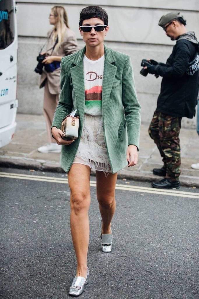 Săptămâna Modei la Londra -Stilul stradal septembrie 2018 30