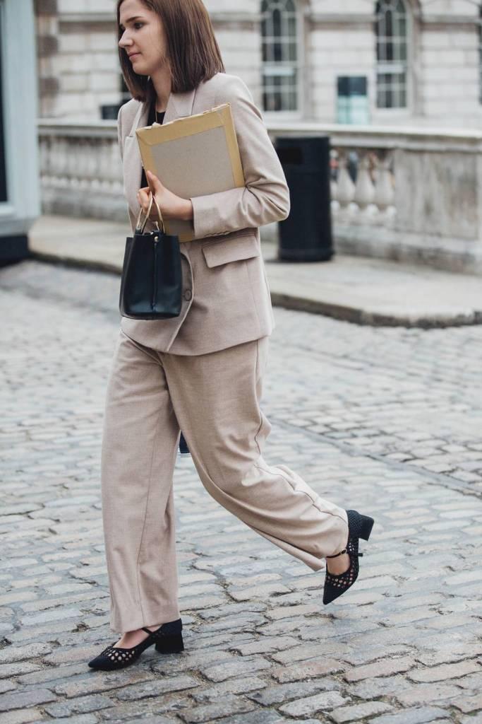 Săptămâna Modei la Londra -Stilul stradal septembrie 2018 33