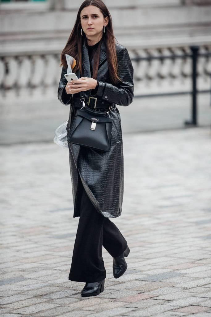 Săptămâna Modei la Londra -Stilul stradal septembrie 2018 39