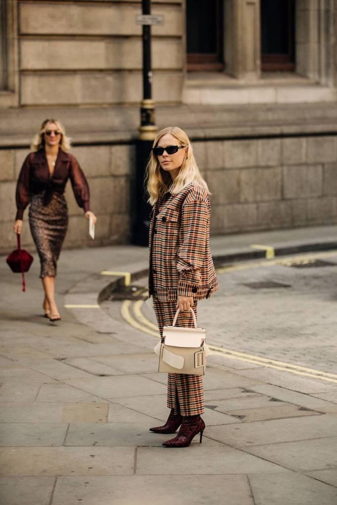 Săptămâna Modei la Londra -Stilul stradal septembrie 2018 47
