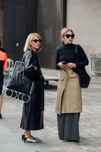Săptămâna Modei la Londra -Stilul stradal septembrie 2018