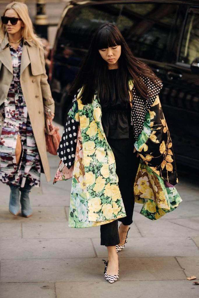 Săptămâna Modei la Londra -Stilul stradal septembrie 2018 48