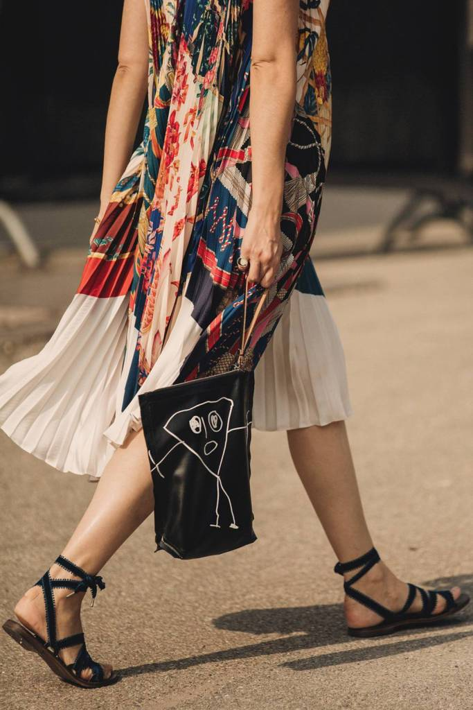 Săptămâna Modei la Milano-Stilul stradal septembrie 2018 8